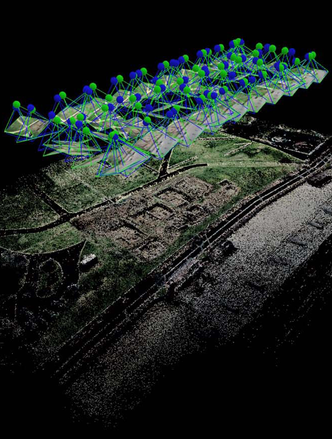 Nerea Arqueología I+d+i tecnología