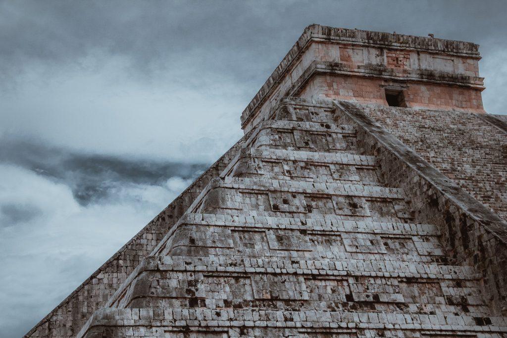 gobernantes ciudad maya