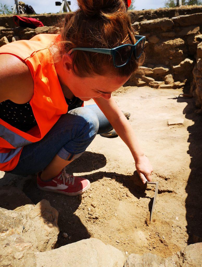Nerea Arqueología Excavaciones arqueológicas