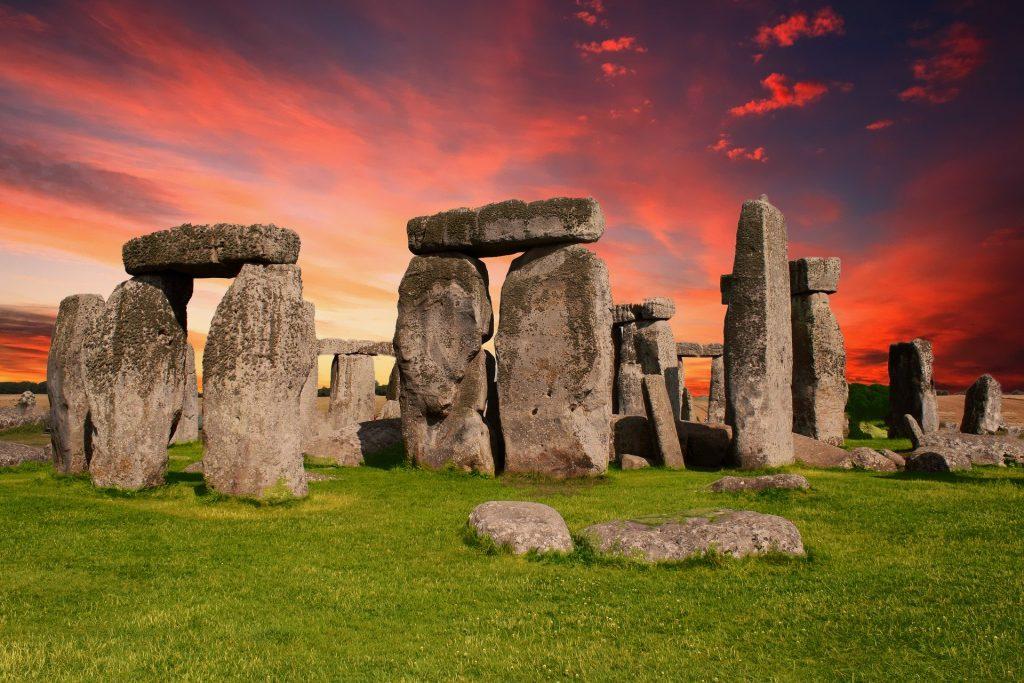 megalitos de Stonehenge