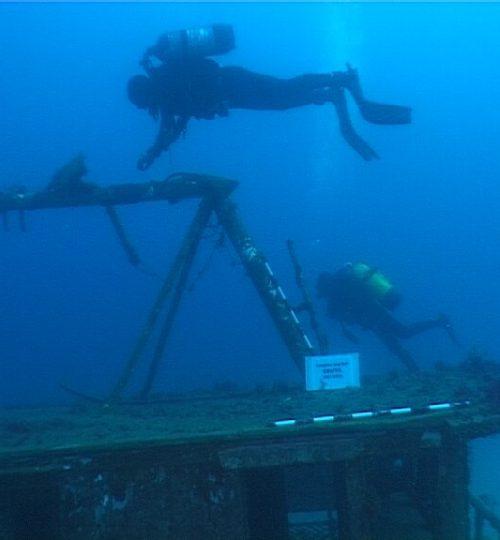 Arqueología subacuática 4